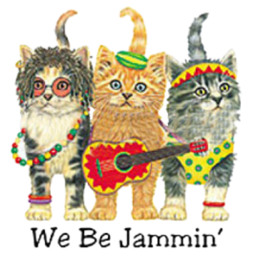 Jammin Cats