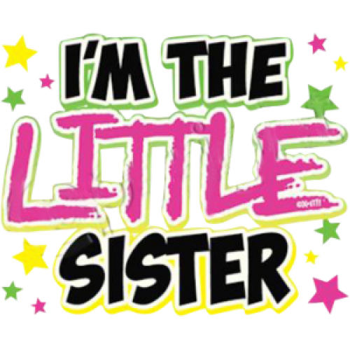Little Sister (with stars)