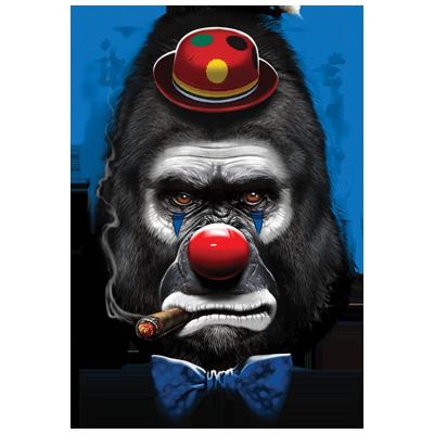 Gorilla Clown