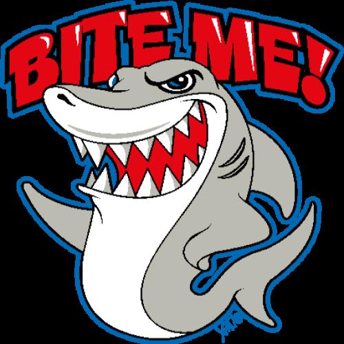 Bite Me (Shark)