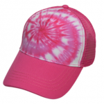 Trucker Hat (Spider Pink)