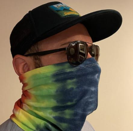 Neck Gaiter (Rainbow)