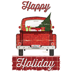 Happy Holiday (Pick Up Truck)