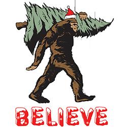 Sasquatch (Christmas Believe)