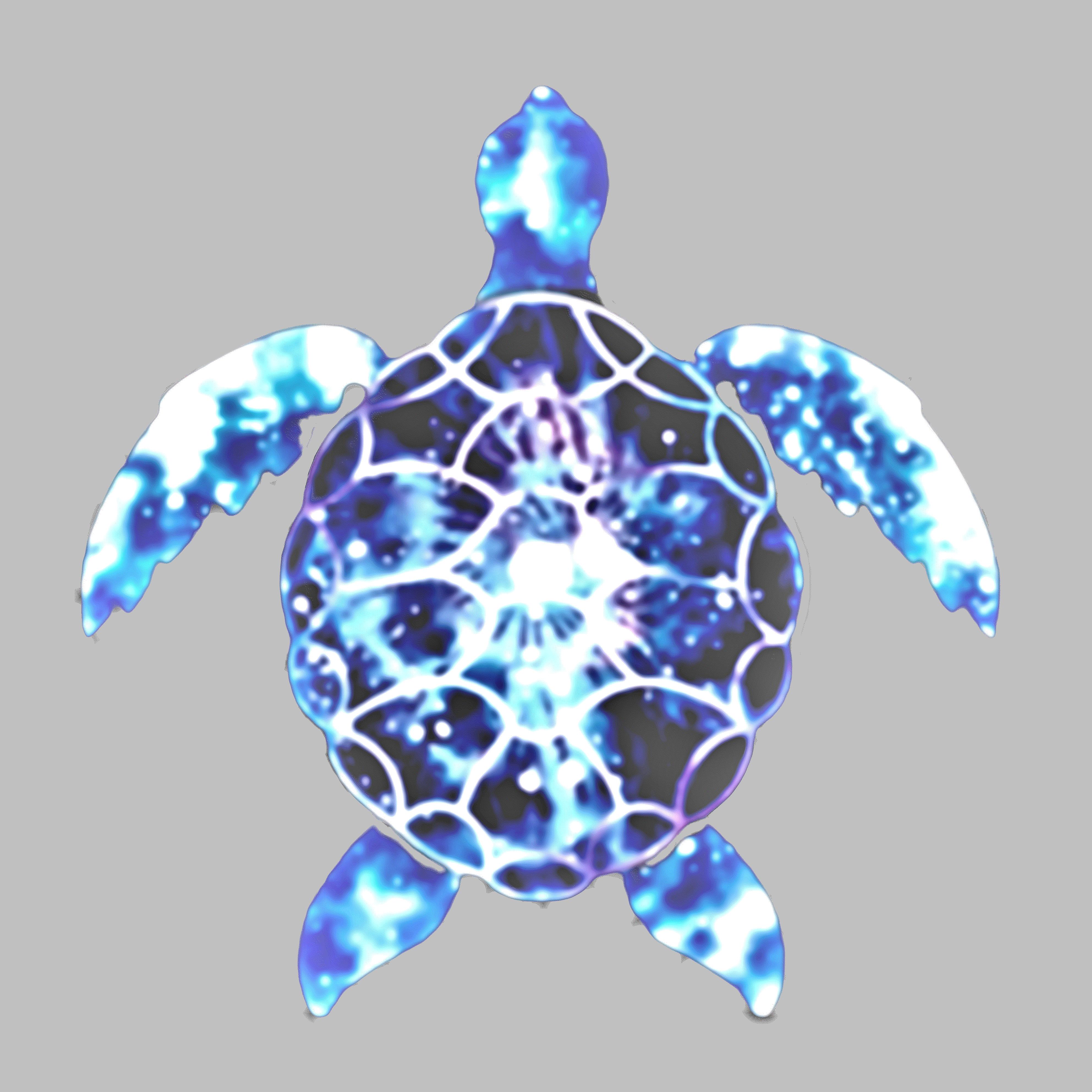 Sea Turtle (Stellar Blue)