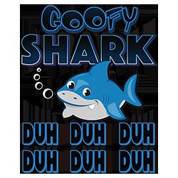 Shark (Goofy Da da da)