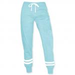 Capri Ladies Sweatpants (Aqua)