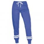 Capri Ladies Sweatpants (Royal Blue)