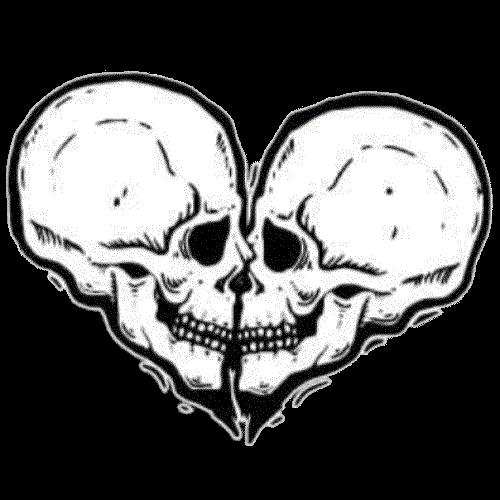 Skull (Head Heart)