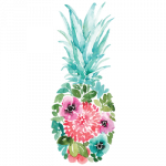 Pineapple (Floral)