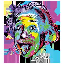 Einstein (Colorful - Andy Maxx)