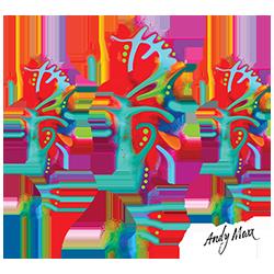SeaHorses (Colorful)
