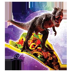 T-Rex Taco (Dinosaur)