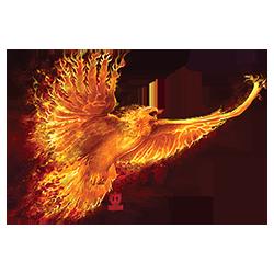 Eagle (Phoenix Rising/Flame)