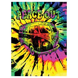 VW Van (Peace Out)