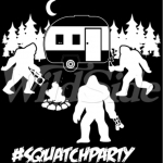 Sasquatch Party