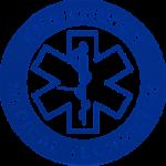 Emergency Medical Technician (Blue Pocket Print)