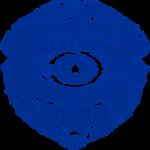 Police Badge (Blue Pocket Print)