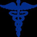 Nurse Insignia (Blue Pocket Print)