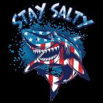 Shark (Flag/Stay Salty)