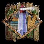 Lighthouse (Living Life/Wood)