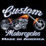 Motorcycle (Custom Made in America)