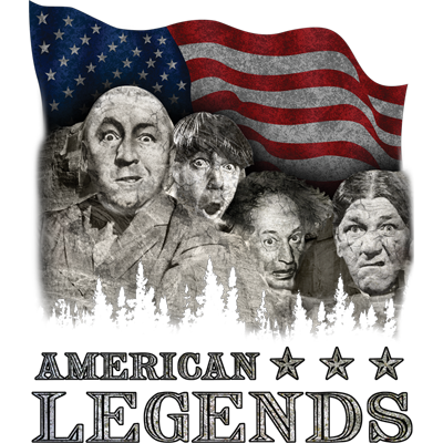 RushMorons (Stooges - American Legends)