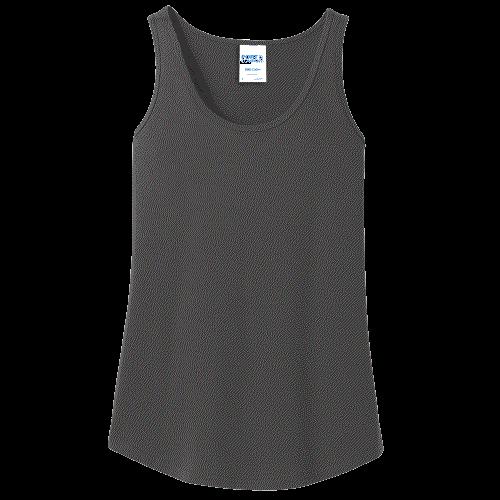 Charcoal (Ladies) Tank Top