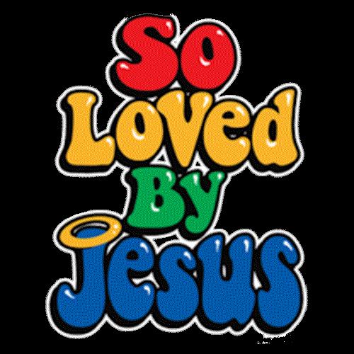 So Loved By Jesus