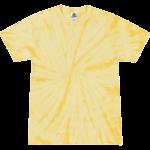 Spider Dandelion Adult Tie-Dye T-Shirt