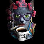 Cat Lady (Coffee)