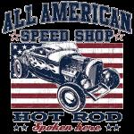 Hot Rod (All American Speed Shop – Car)