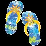 Solar (Flower Flips – Sandals)