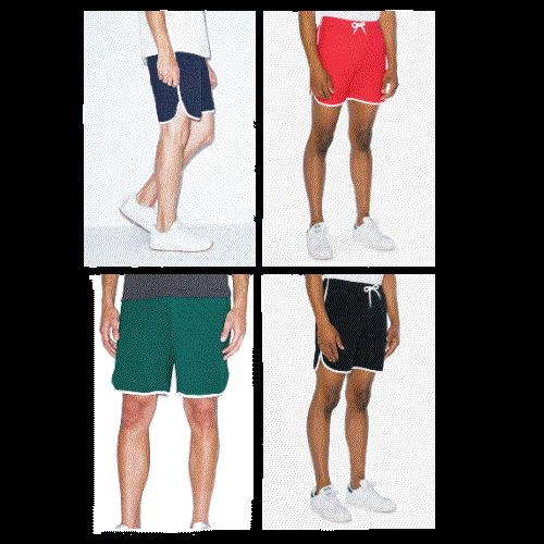 Men's Interlock Basketball Shorts
