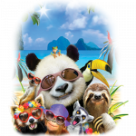 EL Nido Beach (Panda – Sloth)