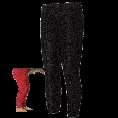 Baby - Toddler Pajama Pants (Black)