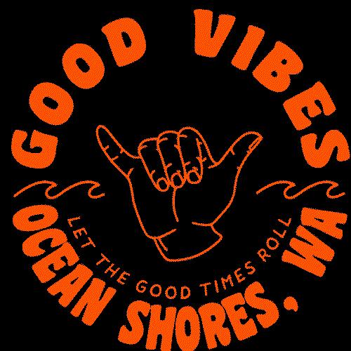 Good Vibes (Hand - Good Times Roll) Orange