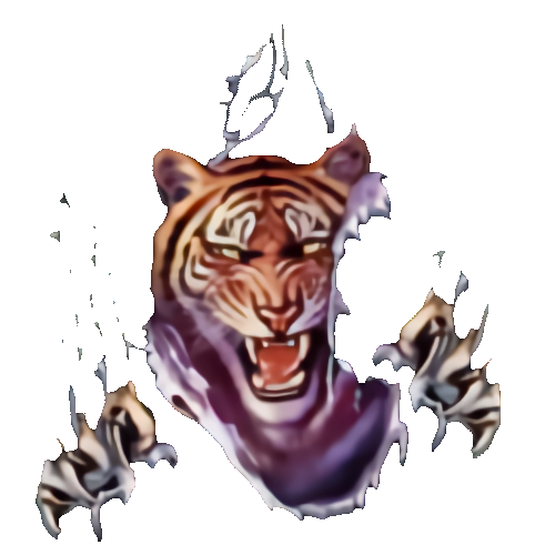Tiger (rip out)