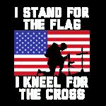 Patriotic (Kneel for the Cross)