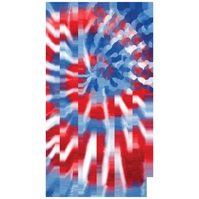 Flag (Tie Dye Flag)