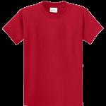Red Short Sleeve Tee