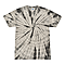 Spider Gray Youth Tie Dye Tee