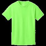Neon Green Youth Tee